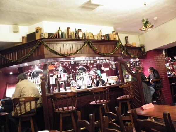 Nouvel An en Irlande ; ambiance festive et esprit cottage 70